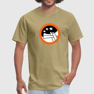 Roadsign roadsign spliff - Men's T-Shirt