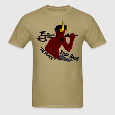 Devil's Right Hand - Men's T-Shirt