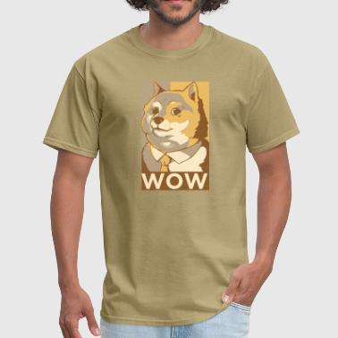 Doge Meme doge - Men's T-Shirt