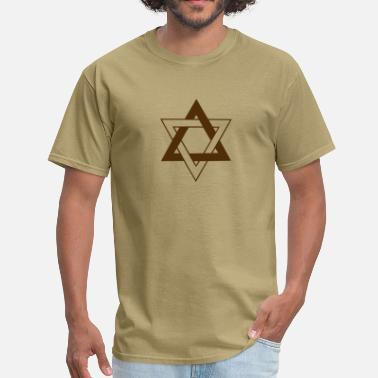 Star Of David david star - Men's T-Shirt
