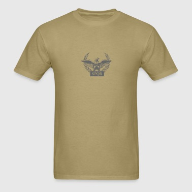 Roman Eagle SPQR - Men's T-Shirt