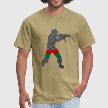 Swag Soldier - Men's T-Shirt