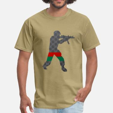 Gucci Swag Soldier - Men's T-Shirt