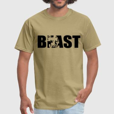 Im A Beast BEAST - Men's T-Shirt