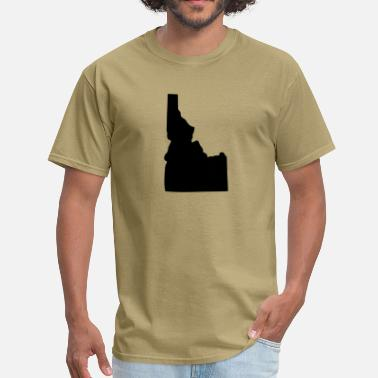 Idaho State of Idaho - Men's T-Shirt