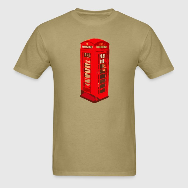 Telephone cell - Men's T-Shirt