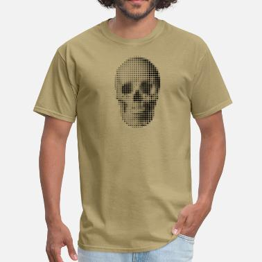 Head skull - Men's T-Shirt
