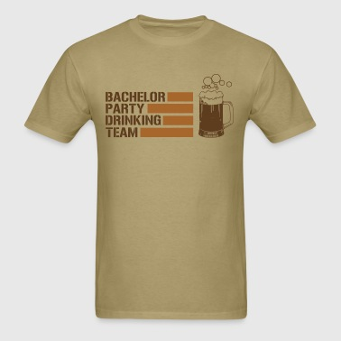 bachelor party - Men's T-Shirt