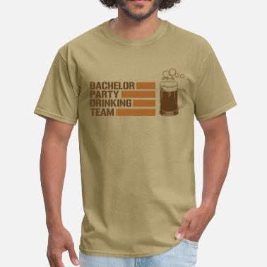 Alcohol Bachelor Party bachelor party - Men's T-Shirt