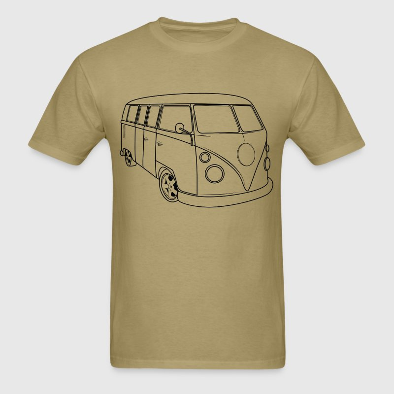 70s Van - Men's T-Shirt