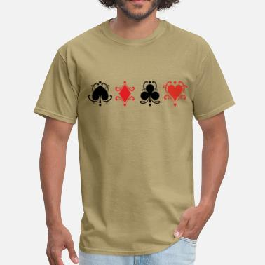 Playing Cards Playing Cards - Men's T-Shirt