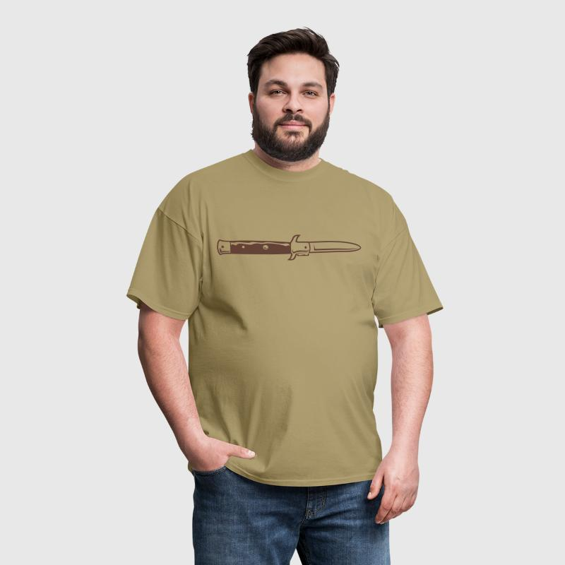 Classic Switchblade - Men's T-Shirt
