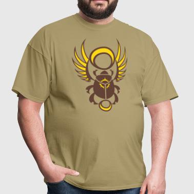 Desert Sun Scarab Beetle - Men's T-Shirt