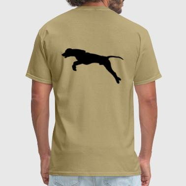 Flying Rhodesian Ridgeback - Men's T-Shirt