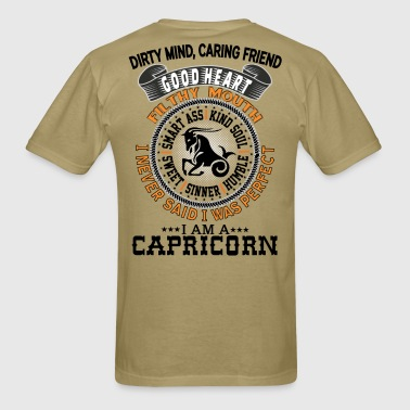 I AM A CAPRICORN - Men's T-Shirt