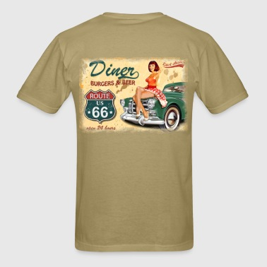Old Timers Cruzin - Men's T-Shirt