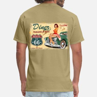 Old Timer Old Timers Cruzin - Men's T-Shirt