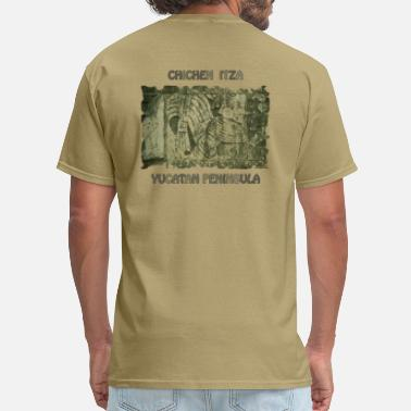 Yucatan Mayan - Men's T-Shirt