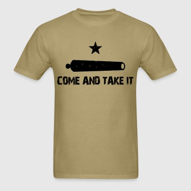 come-takeit.png - Men's T-Shirt