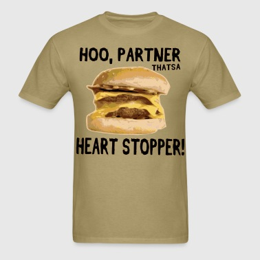 Heart Stopper - Men's T-Shirt