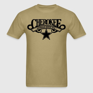 Cherokee Offroad Since 1974 - Men's T-Shirt