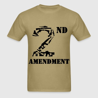 2nd Amendment shirt - Men's T-Shirt