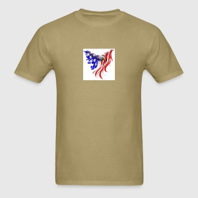 Freedom eagle - Men's T-Shirt