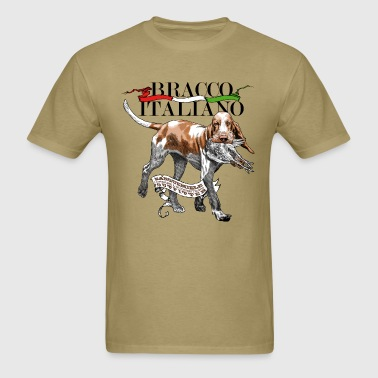 bracco italiano LT - Men's T-Shirt