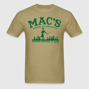 Mac's  - Men's T-Shirt