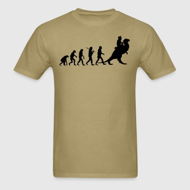 TaunTaun Evolution - Men's T-Shirt