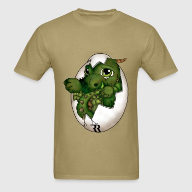 baby dragon - Men's T-Shirt