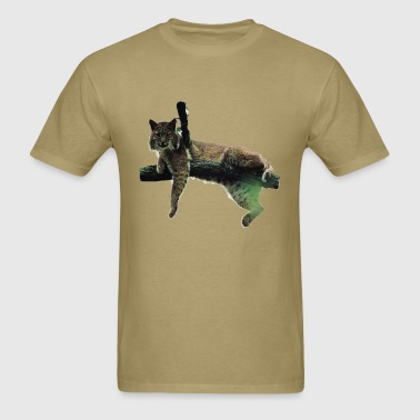 American Bobcat - Men's T-Shirt