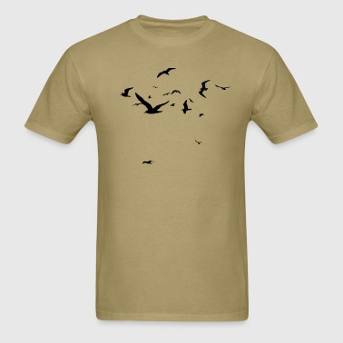 Seagulls - Men's T-Shirt