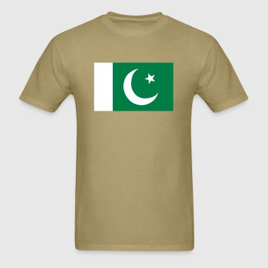 Flag of Pakistan - Men's T-Shirt