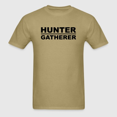 Hunter Gatherer v4 - Men's T-Shirt