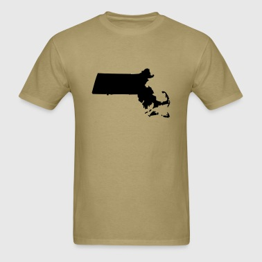 State of Massachusetts - Men's T-Shirt