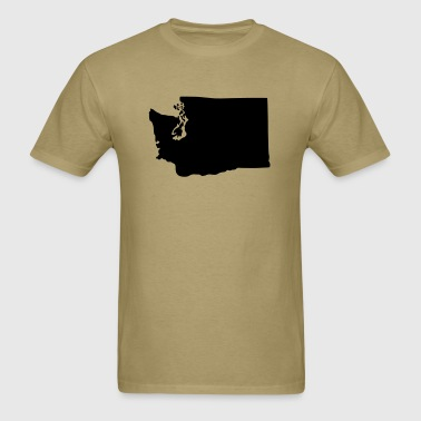 State of Washington - Men's T-Shirt