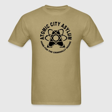 Atomic City Asylum - Men's T-Shirt
