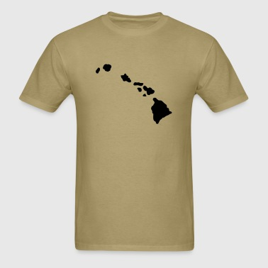 State of Hawaii - Men's T-Shirt