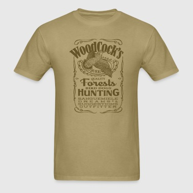 woodcock_label_positive - Men's T-Shirt