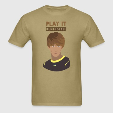 dendi dota2 carricature - Men's T-Shirt