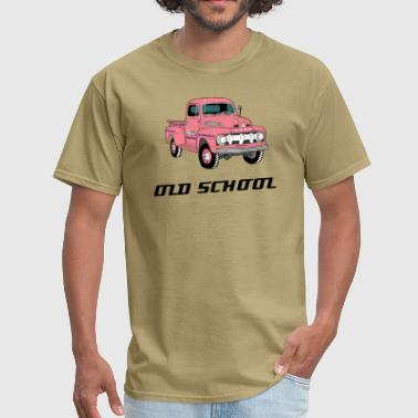 Speed Shop Truck - Men's T-Shirt