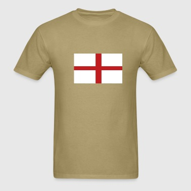 England flagg - Men's T-Shirt