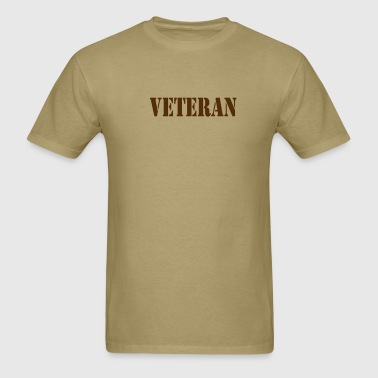 Veteran - Men's T-Shirt