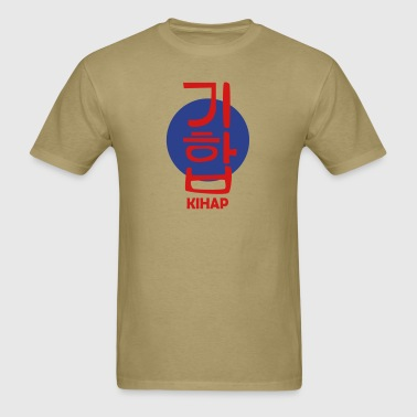 Kihap (Hangul) - Men's T-Shirt