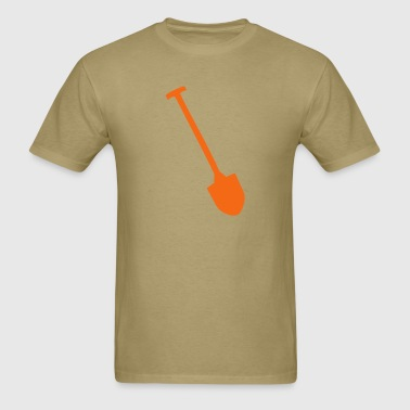 Shovel - Men's T-Shirt
