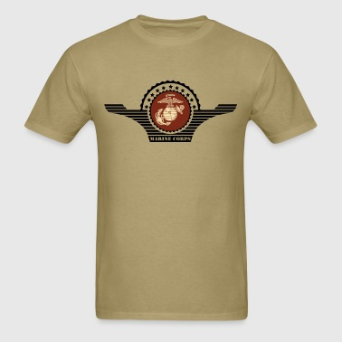 Marine Corps - Men's T-Shirt