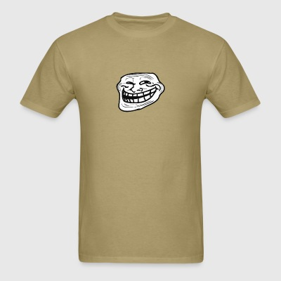 Trollface - Men's T-Shirt