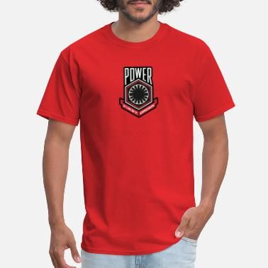 First Order First Order Power - Men's T-Shirt