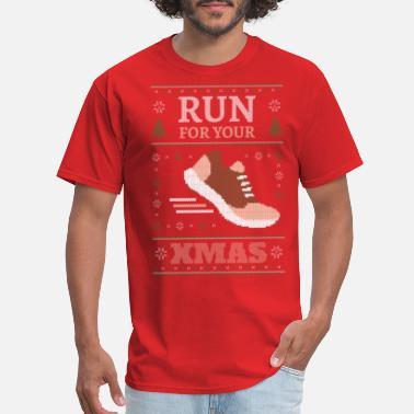 Shop Run-xmas T-Shirts online   Spreadshirt